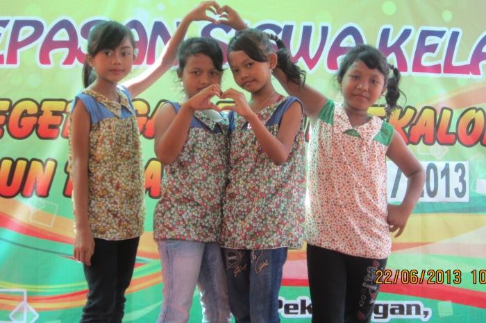 Meisya, Nur, Desti, Aske